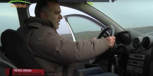 İleri sürüş direksiyon tutuşu nedir