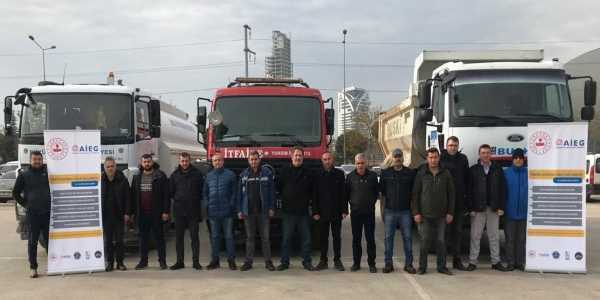 İleri sürüş uzmanı sertifikası İstanbul