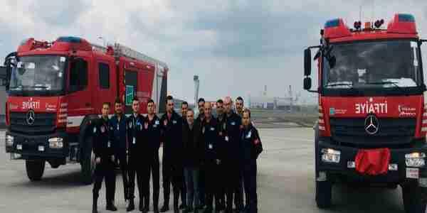 İstanbul Havalimanı İleri Güvenli Sürüş Eğitimi İga