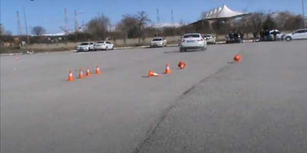 ileri sürüş teknikleri Ankara eğitimi
